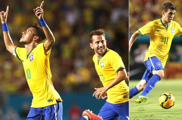 Brasil vem de duas vitórias contra a Colômbia e o Equador (Foto: Bruno Domingos/Mowa press)