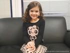 Em vídeo fofo, Mel Maia conta sonho: 'Quero fazer uma vilã e uma metida'