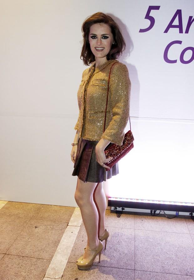 Alessandra Maestrini (Foto: Celso Tavares / EGO)