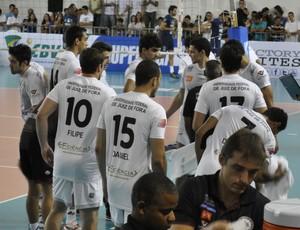 Juiz de Fora Cruzeiro Superliga 2013 (Foto: Guylherme Morais/Assessoria UFJF)