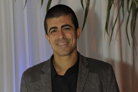 Marcius Melhem (Foto: João Miguel Júnior/TV Globo)