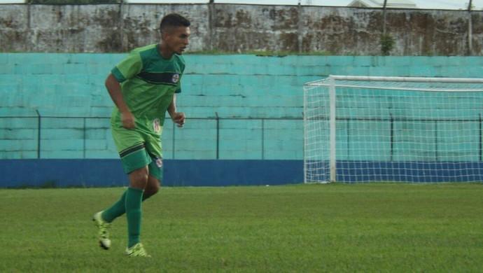 Rodrigo Rocha, lateral, Independente (Foto: Ascom Independente)