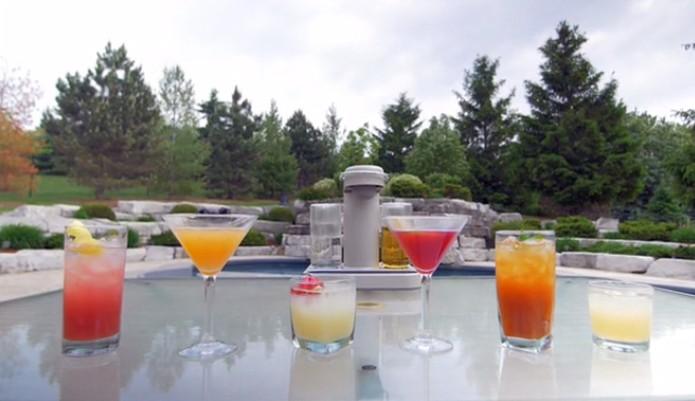 promete drinks perfeitos (Foto: Reprodução/Kickstarter)