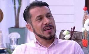 Rômulo fala sobre Emilly e Marcos (Foto: TV Globo)