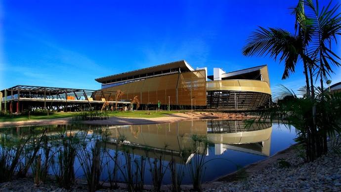 Arena Pantanal (Foto: Edson Rodrigues/Secopa-MT)