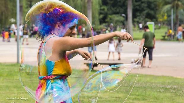 Vero Multishow - Festival Bolhas (Foto: Reproduo Facebook)