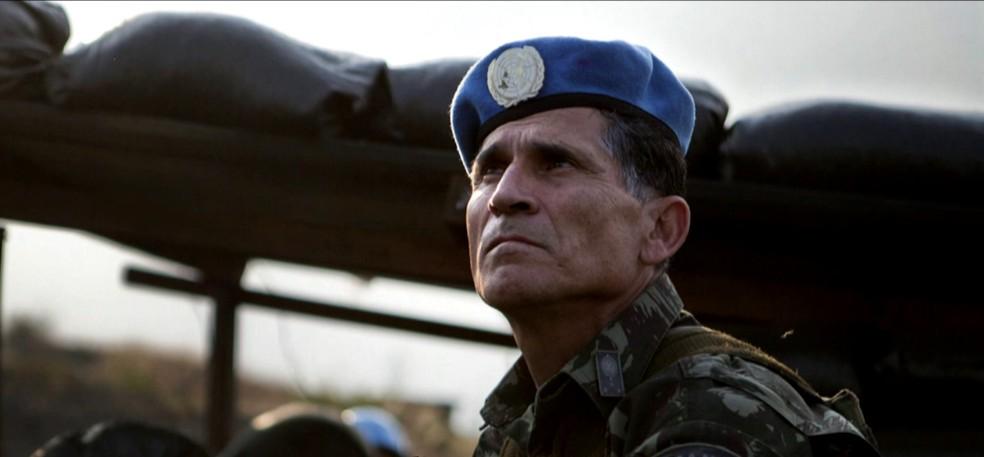 General Carlos Alberto dos Santos Cruz comandou missão de paz no Haiti e no Congo/GNews (Foto: Reprodução GloboNews)