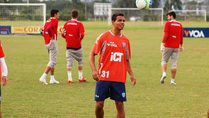 Diego Felipe Avaí (Foto: Divulgação/AV Assessoria)