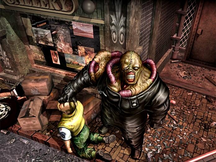 Resident Evil 3 Nemesis (Foto: Divulgação/Capcom)