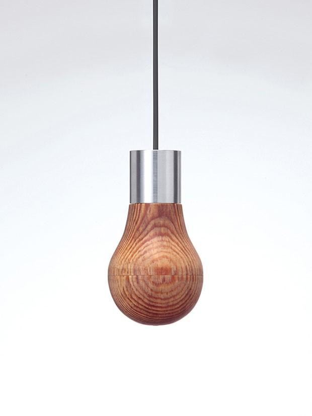 Wooden Light Bulb (Foto: divulgação)