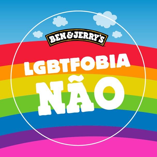 Ben & Jerry's apoia bloco LGBT e reforça luta contra o preconceito -  Revista Glamour | Lifestyle