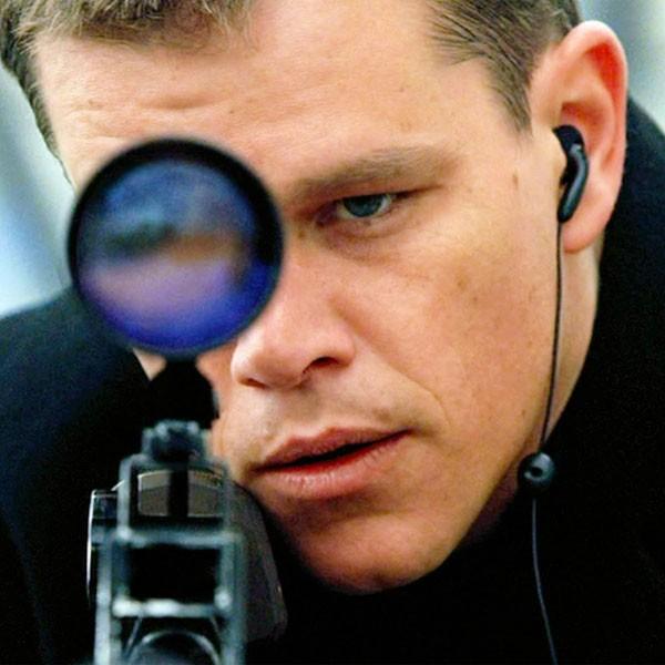 Matt Damon - 'A Supremacia Bourne' (2004) (Foto: Divulgação)