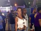 Scheila Carvalho fala sobre voltar a dançar: 'Ansiedade está a mil!'
