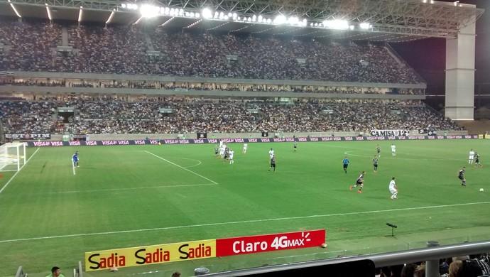 Arena Pantanal Bragantino e Corinthians (Foto: Robson Boamorte)