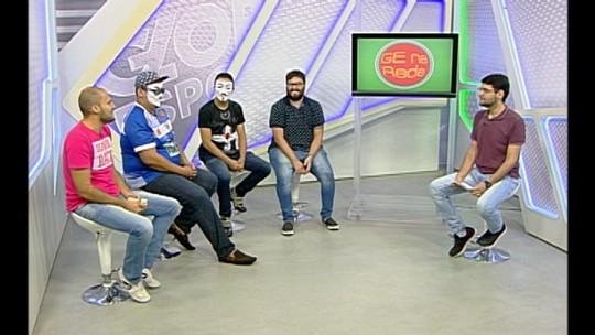 GE na Rede recebe Futebol Zueiro PA na edição desta segunda-feira