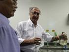 Alckmin irá receber prêmio de gestão hídrica na Câmara dos Deputados