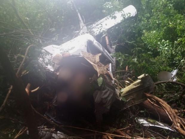 Avião monomotor cai e deixa três pessoas mortas em Goiás, diz FAB (Foto: Arquivo pessoal)