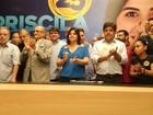Democratas oficializa Priscila Krause como candidata à prefeita do Recife
