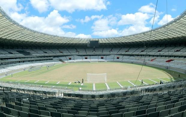 obras estádio Mineirão Copa 2014 Fifa (Foto: Divulgação / FIFA.com)