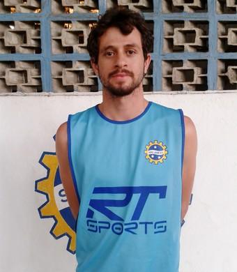 Guilherme Camargo São José (Foto: Danilo Sardinha/GloboEsporte.com)