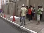 Homem de 60 anos é encontrado morto na orla do bairro de Amaralina