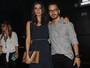 Junior Lima e Mônica Benini vão a gravação de Chitãozinho e Xororó