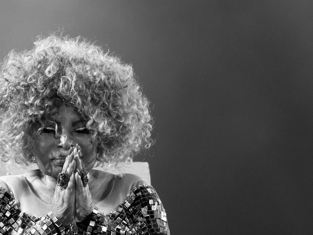 16-09 - Sunset - Rael convida Elza Soares - Rock in Rio 2017  (Foto: SAMUEL KOBAYASHI)