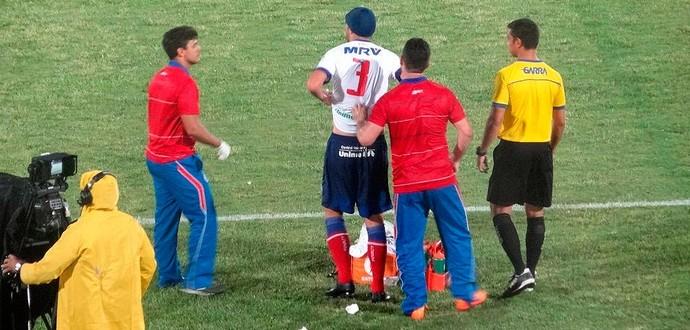 Lucas Fonseca; Bahia (Foto: Daniel Gomes)