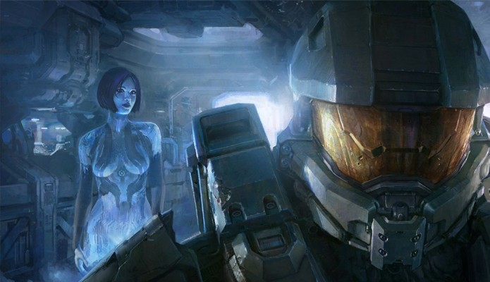 Halo: The Master Chief Collection trará o herói em coletânea para o Xbox One (Foto: wallpapervortex.com)