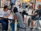 Oftalmologistas fazem exames gratuitos em shopping até este sábado