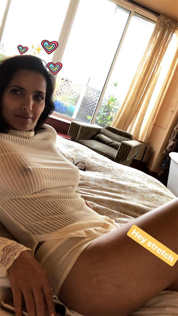 Padma Lakshmi (Foto: Reprodução/Instagram)