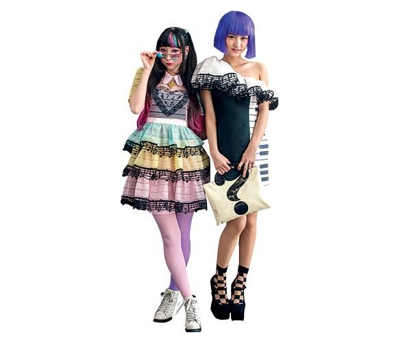 Você respeita as moças de Hajakuru e seu estilo kawaii (Foto: Getty Images)