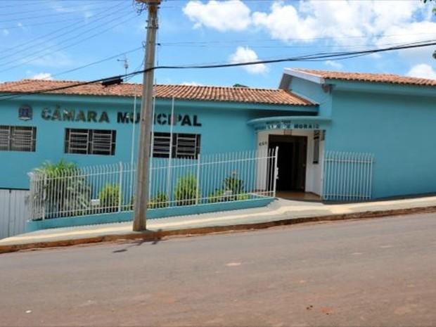 Processo para cassação de vereador gera polêmica (Foto: Divulgação/ Câmara de Tejupá)
