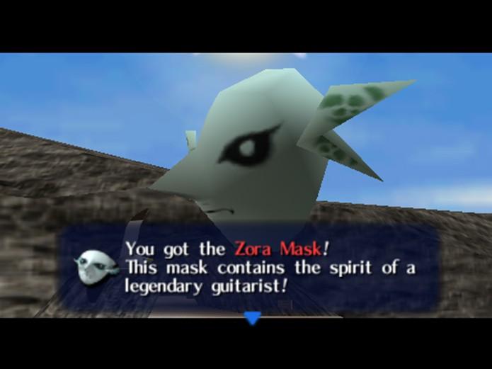 The Legend of Zelda Majora's Mask 3D (Foto: Reprodução)