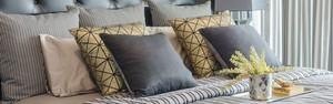 5 dicas para deixar sua roupa de cama conservada (Shutterstock)