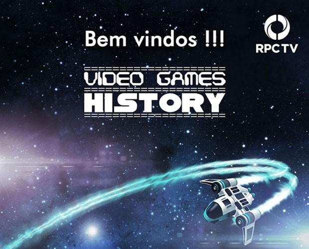 Vá curtir a história dos video-games na exposição (Foto: Divulgação/RPC TV)