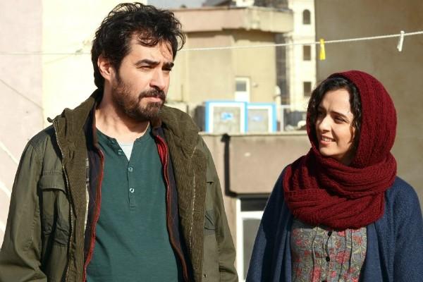 Shahab Hosseini e Taraneh Alidoosti em O Apartamento (Foto: Divulgação)