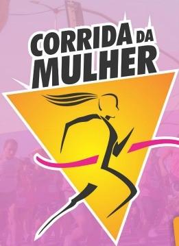 Logo corrida da mulher  (Foto: Divulgação)