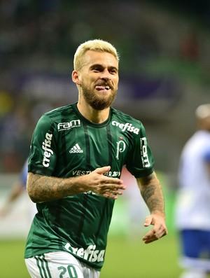 Lucas Lima Palmeiras Santo André