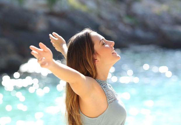 Carreira ; gratidão ; felicidade ; feliz ; alegria de viver ; aprender a relaxar ; conquistar a felicidade ;  (Foto: Thinkstock)