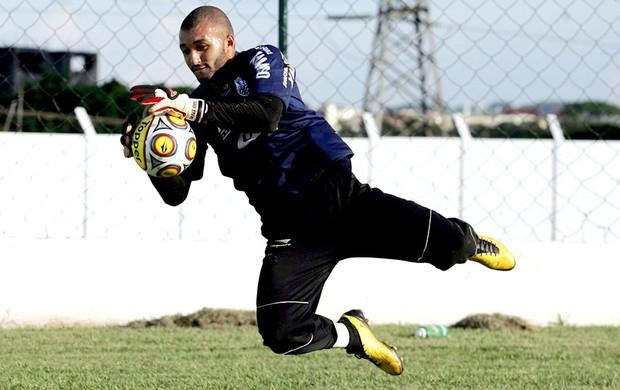 Alex Santana, goleiro (Foto: Divulgação / TratoTXT)