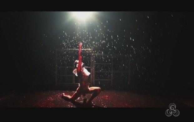 Com clima futurista, clipes do cantor acreano Allan, fazem sucesso na web (Foto: Acre TV)
