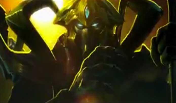 Aiur é reconquistada no tralier de StarCraft 2: Legacy of the Void (Foto: Divulgação/Blizzard)