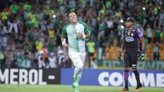 Foto: (Divulgação/Atlético Nacional)