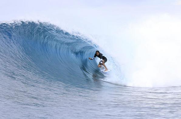 Marlon Teixeira na Indonésia (Foto: Reprodução/Instagram)
