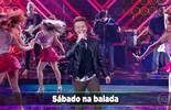 Michel Teló canta 'Ai, Se Eu Te pego'