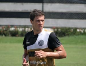 Danilo Galvão, atacante do ASA (Foto: Leonardo Freire/GloboEsporte.com)