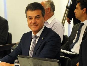 Beto Richa participou do encontro com a presidente Dilma Rousseff (Foto: Ricardo Almeida/ANPr/Divulgação)