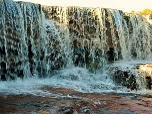 Parque de Canaima por Valdeiza (Foto: Valdeiza Vieira Gomes/VC no G1)
