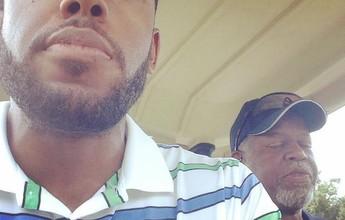 Fã das tacadas, ala do Fla vê conexão do golfe com basquete no lado mental